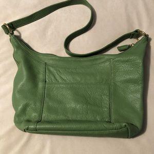 Stone Mountain single strap purse